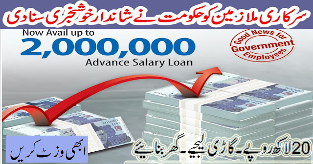Advance Salary Application Form