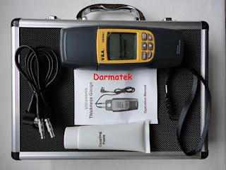 Darmatek jual VA-8041 Ultrasonic Measure Thickness