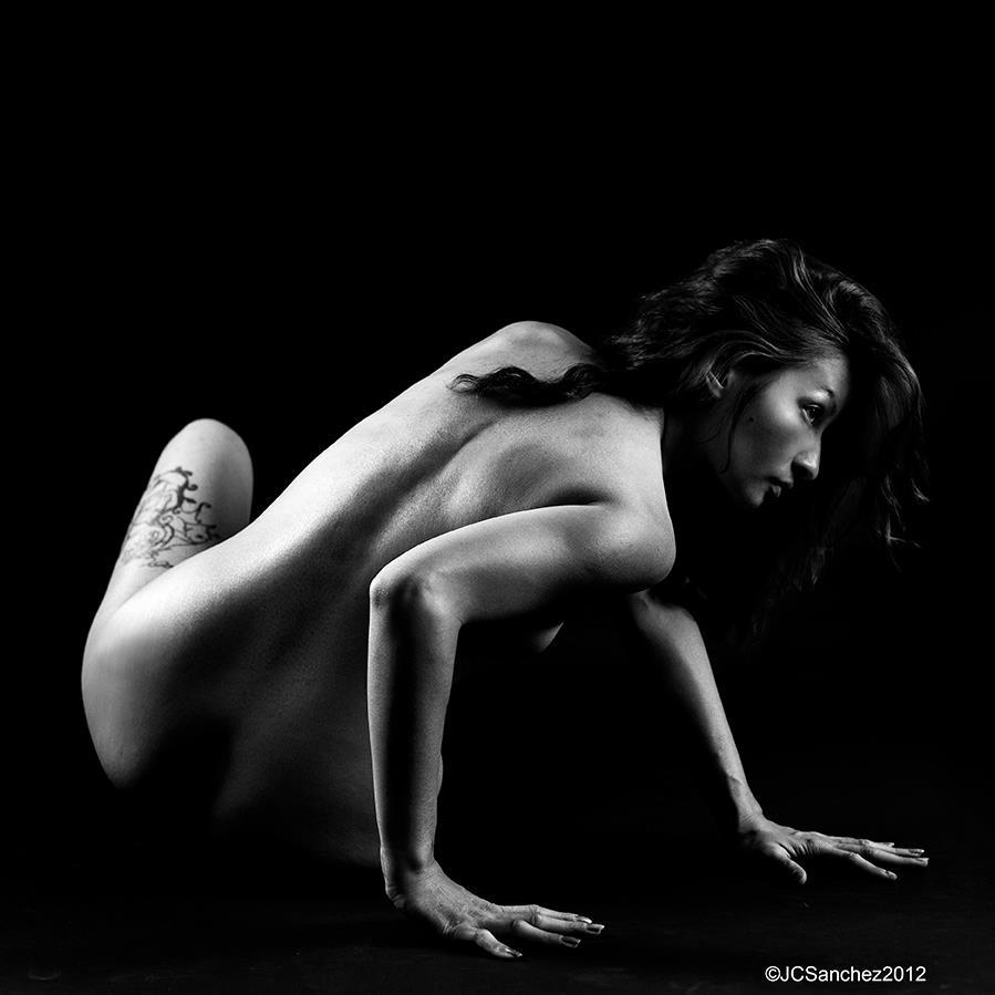 White tash girls nude