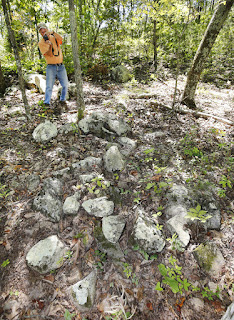 Waking Up on Turtle Island: Prayer seats, mounds, walls and snake