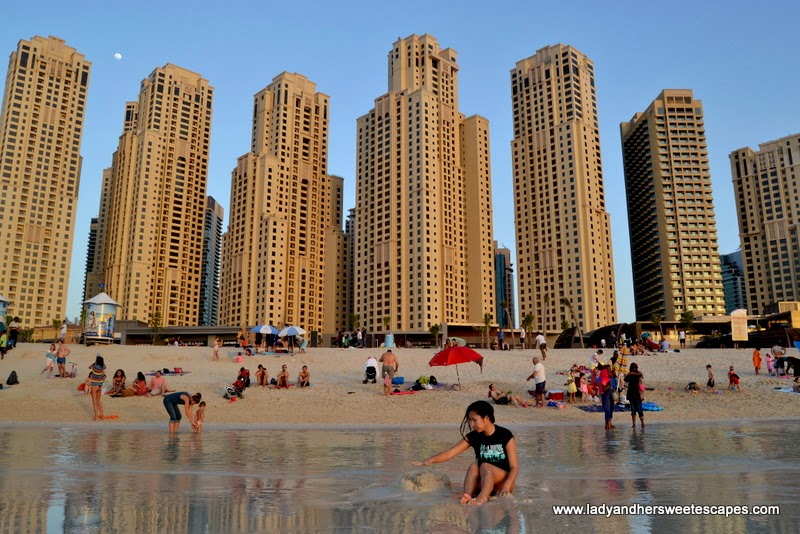 The Beach at JBR Dubai