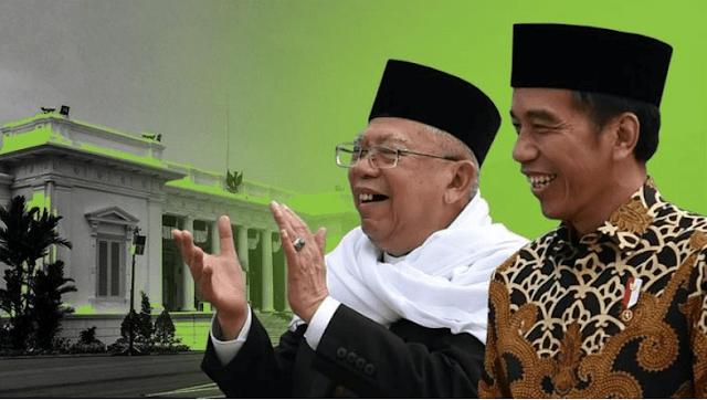 Membaca Strategi Jokowi, Berlindung Dibalik Pesona Ulama?