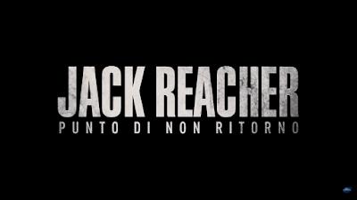 Tom Cruise è Jack Reacher ecco il trailer Italiano