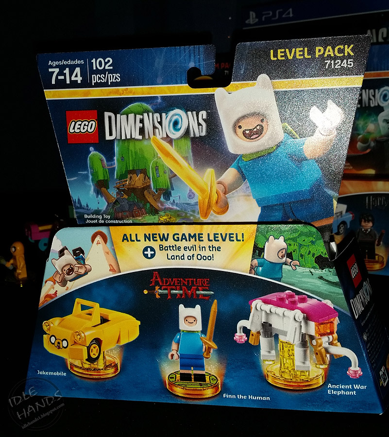 idle hands sweet suite 2016 lego dimensions fall preview. Black Bedroom Furniture Sets. Home Design Ideas