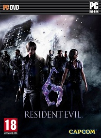 resident evil 6 hd wallpaper