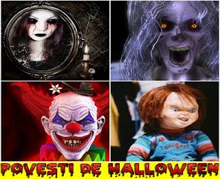 Poveşti de Halloween