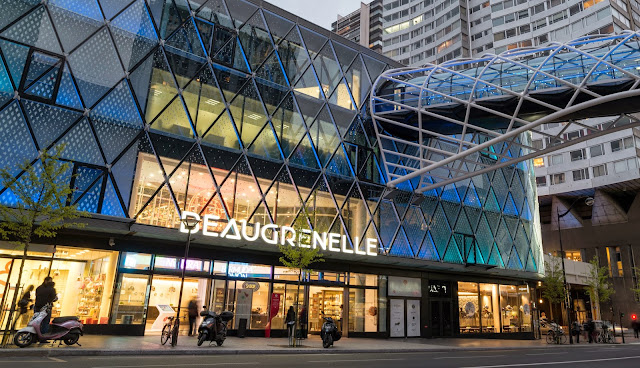 Shopping Beaugrenelle em Paris