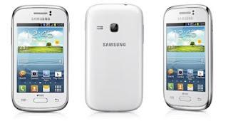 HP Samsung, OS Jelly Bean, Prosesor Dual-core, Samsung, Spesifikasi dan Harga, Samsung Galaxy Young S6310
