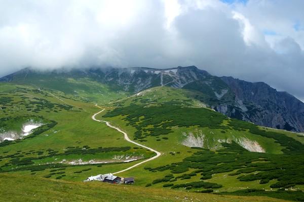 autriche basse-autriche massif schneeberg