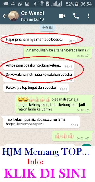 Jual Obat Kuat Oles di Cigombong Bogor Hajar Jahanam Asli Original