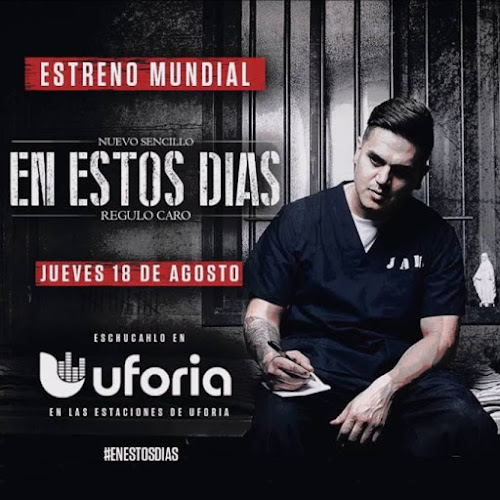 Regulo Caro – En Estos Dias (Single) 2016