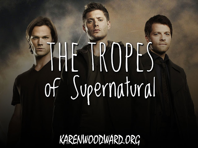 The Tropes of Supernatural
