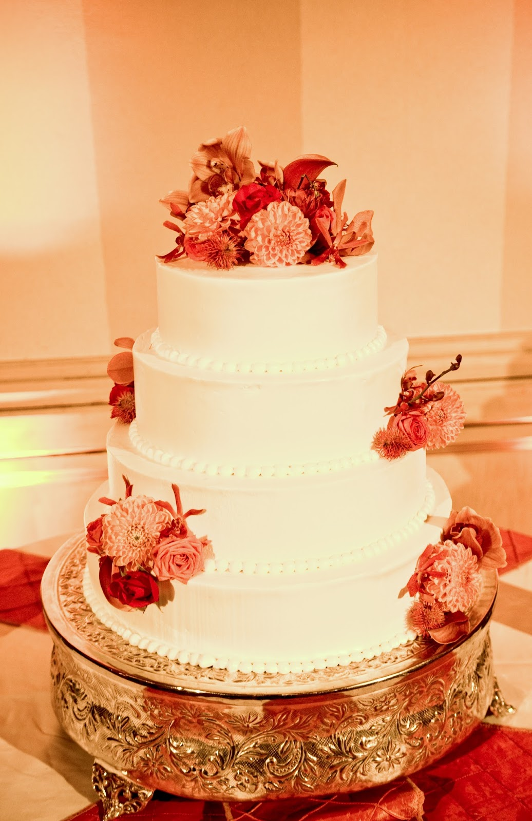 nani and her j\'s: 6th and 60th anniversaries. and cake.