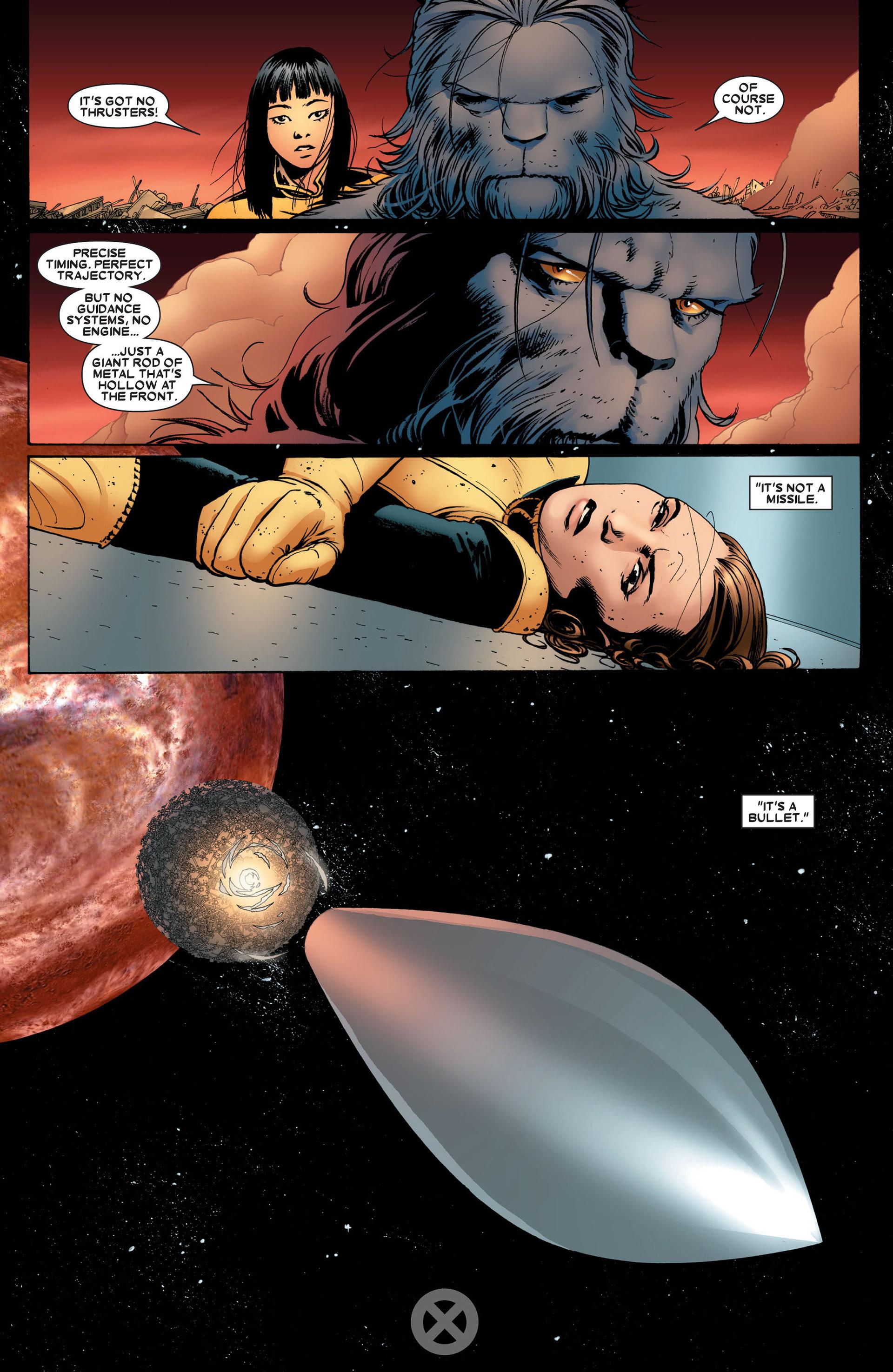 Read online Astonishing X-Men (2004) comic -  Issue #24 - 24