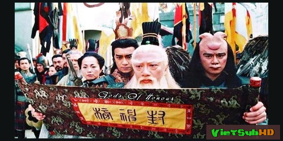 Phim Đắc Kỷ Trụ Vương Hoàn Tất (40/40) VietSub HD | Gods Of Honour (2001) 2001