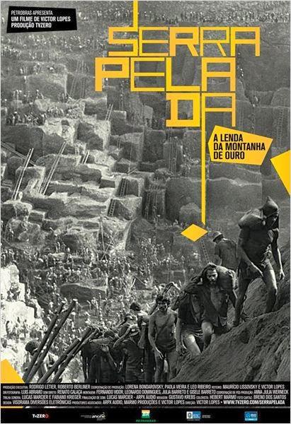 l0lEIAQ - Serra Pelada: A Lenda da Montanha de Ouro – WEBRip AVI e RMVB Nacional (2013)