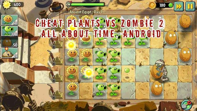 Cheat Plants vs Zombie 2 untuk Android Terbaru