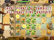 Cheat Plants vs Zombie 2 Untuk Android Semua Bintang Terbaru