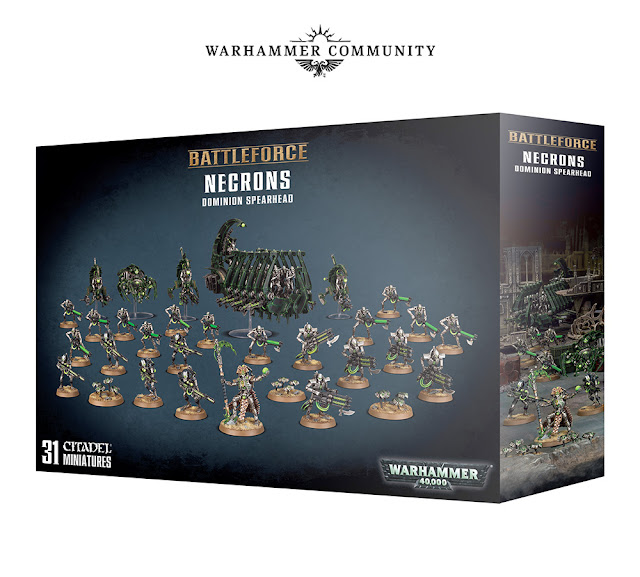 Battleforce Necrones