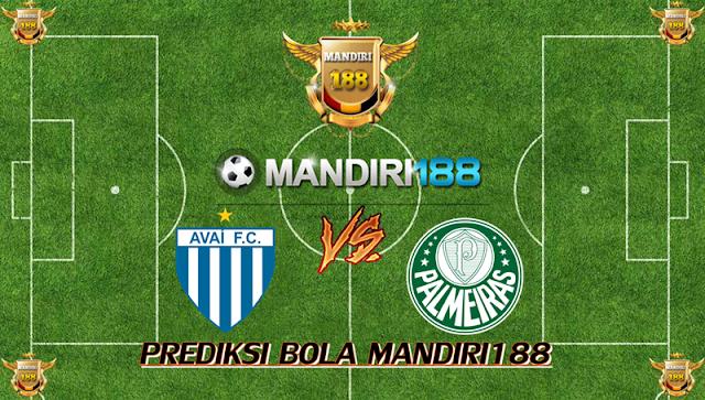 AGEN BOLA - Prediksi Avai SC vs Palmeiras 21 November 2017