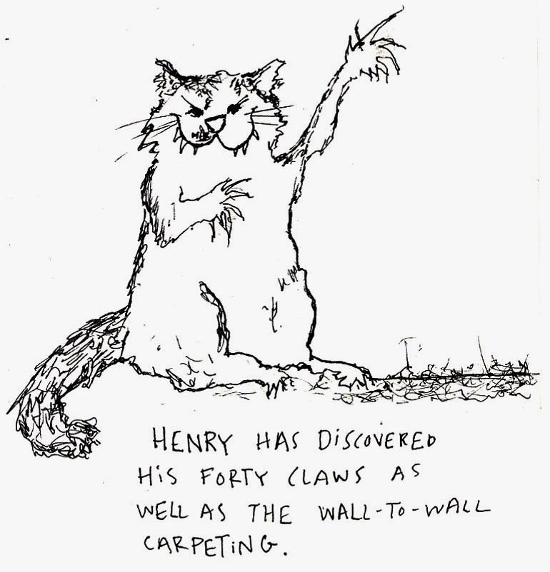hillary boone cartoons cat scratch Cat DJ cat scratch