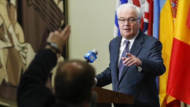 Rusia denuncia campaña para culparla de fracaso de tregua siria