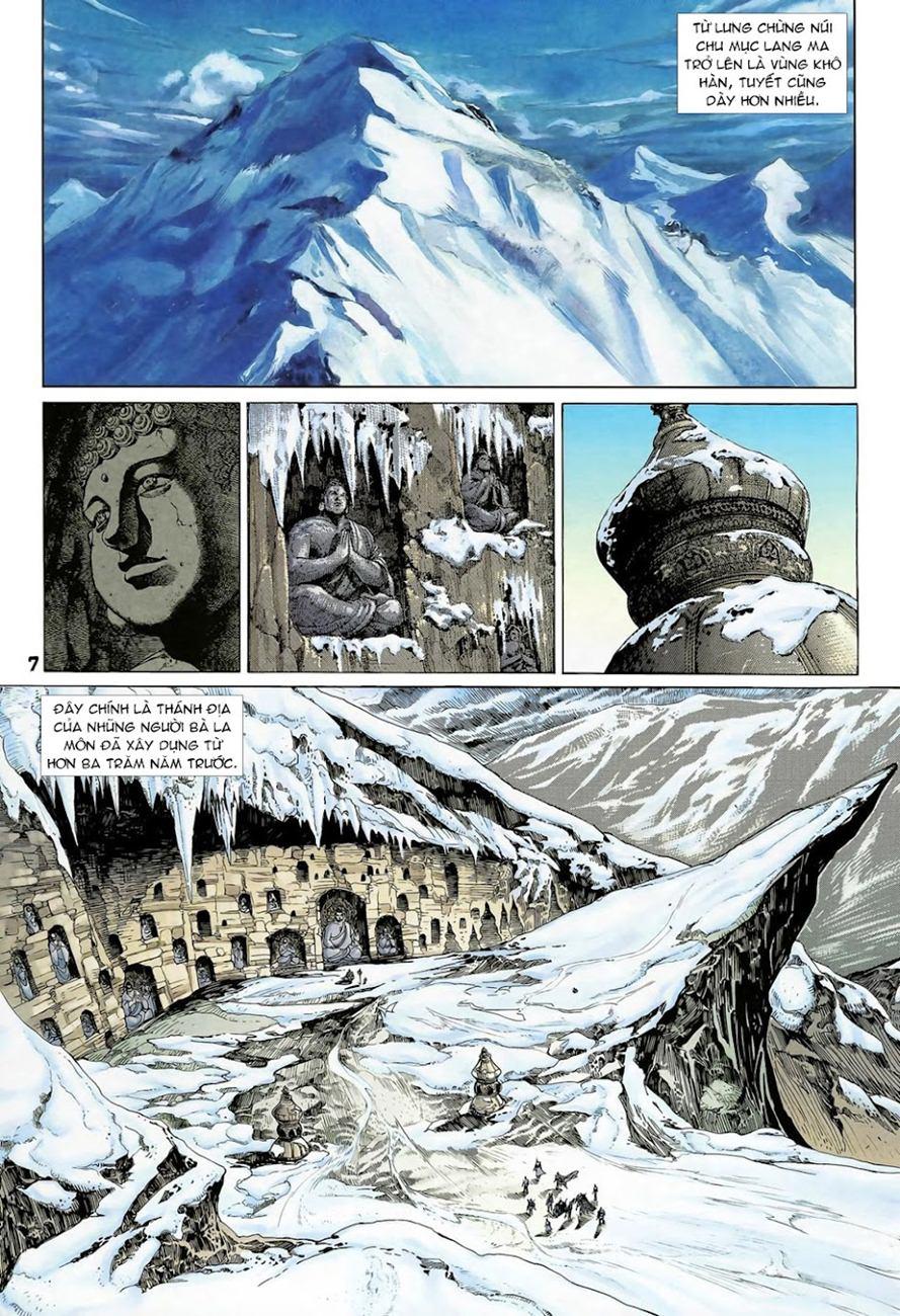 Đại Đường Uy Long chapter 99 trang 7