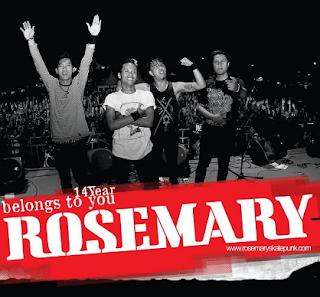 Download Kumpulan Lagu Rosemary Mp3 Paling Lengkap