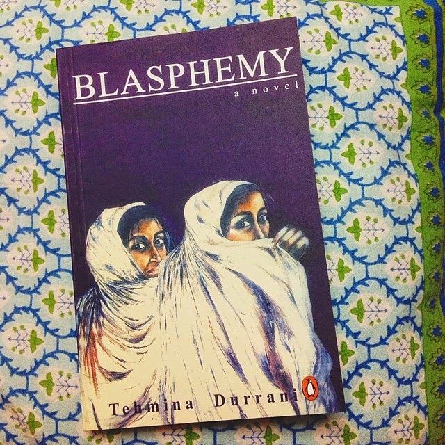 Blasphemy Book By Tehmina Durrani
