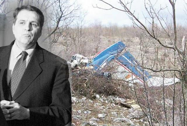 13 Jahre seit Tod von Präsident Trajkovski