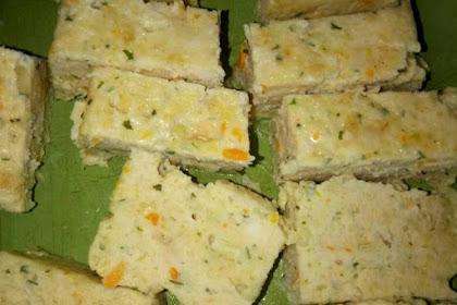Resep Nugget Ayam Tofu dan Oat Enak dan Cara Membuatnya