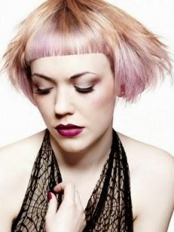 Futuristic Hairstyles 2014