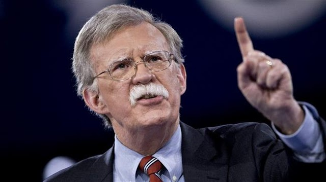 US President Donald Trump replaces McMaster with John Bolton as national security adviser