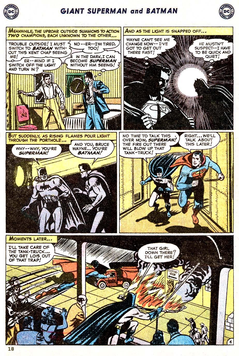 Read online World's Finest Comics comic -  Issue #179 - 20