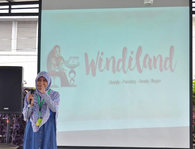 Kata Sambutan Perwakilan Pengurus Blogger Medan
