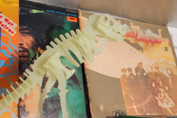デザイナーのレコード