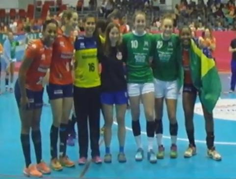 Equipo ideal panamericano de clubes femenino