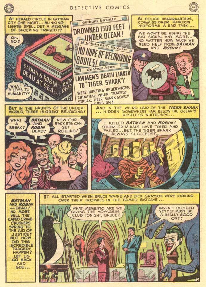 Read online Detective Comics (1937) comic -  Issue #147 - 4