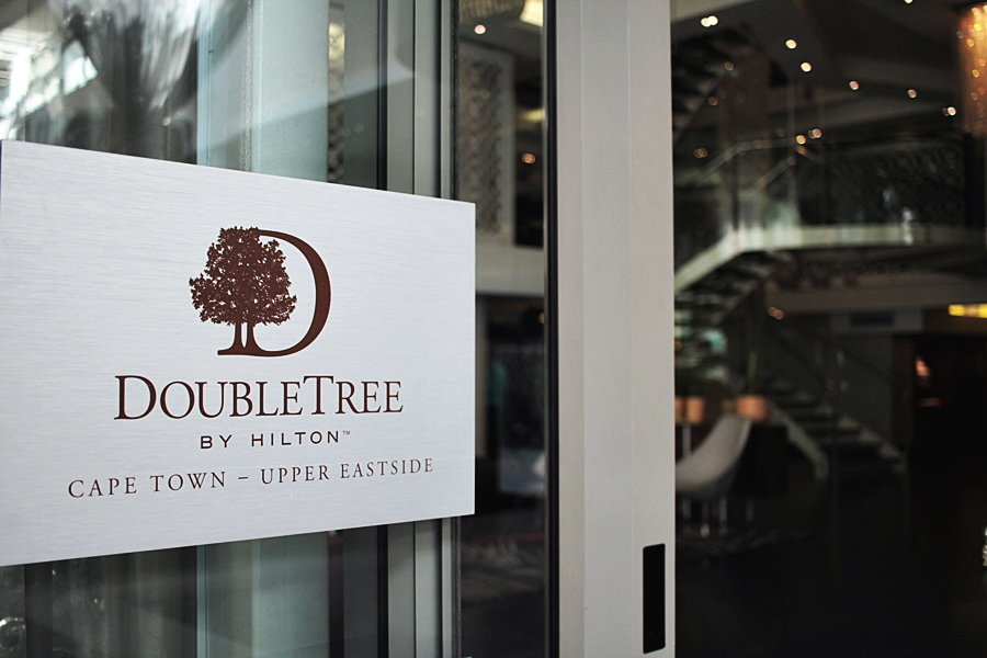 double tree hilton cape town