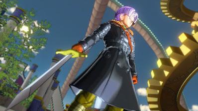 لعبة Dragon Ball Xenoverse
