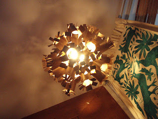 Creative Reused Lamps and Light Designs (40) 18