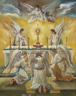 Znalezione obrazy dla zapytania Święto Aniołów Stróżów