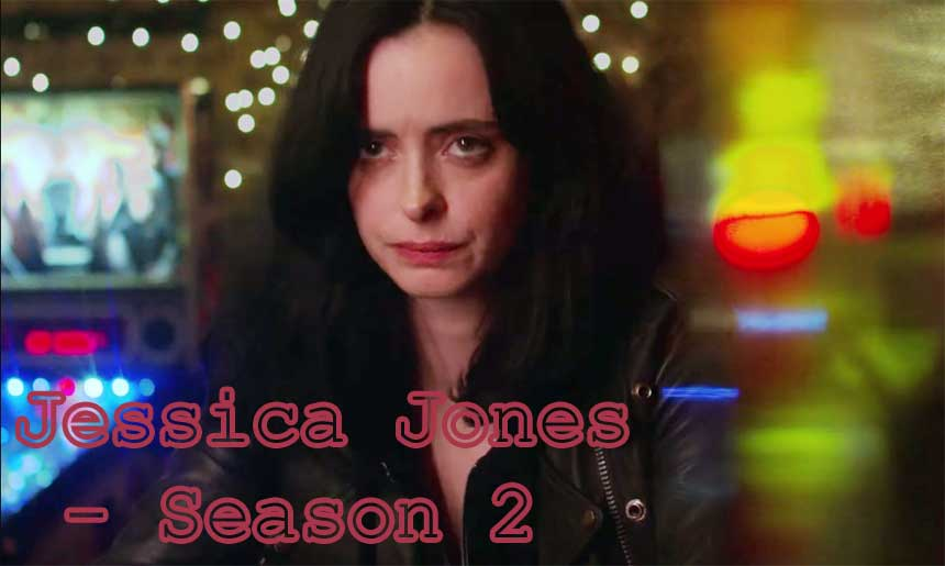 Jessica Jones (season 2) Official Trailer UK 2018