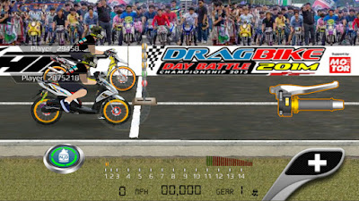 free download Drag Racing Bike Edition Apk Mod Motor Indonesia