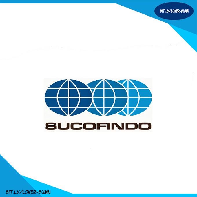 Lowongan Kerja BUMN PT SUCOFINDO (PERSERO) Minimal D3 S1 Besar Besaran
