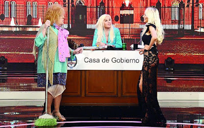 Programa de Susana con Luli