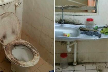 Teganya! Shock, Pemilik Rumah Lihat Kondisi Rumah Sewanya Hancur Berantakan, Ternyata Ini Penyebabnya