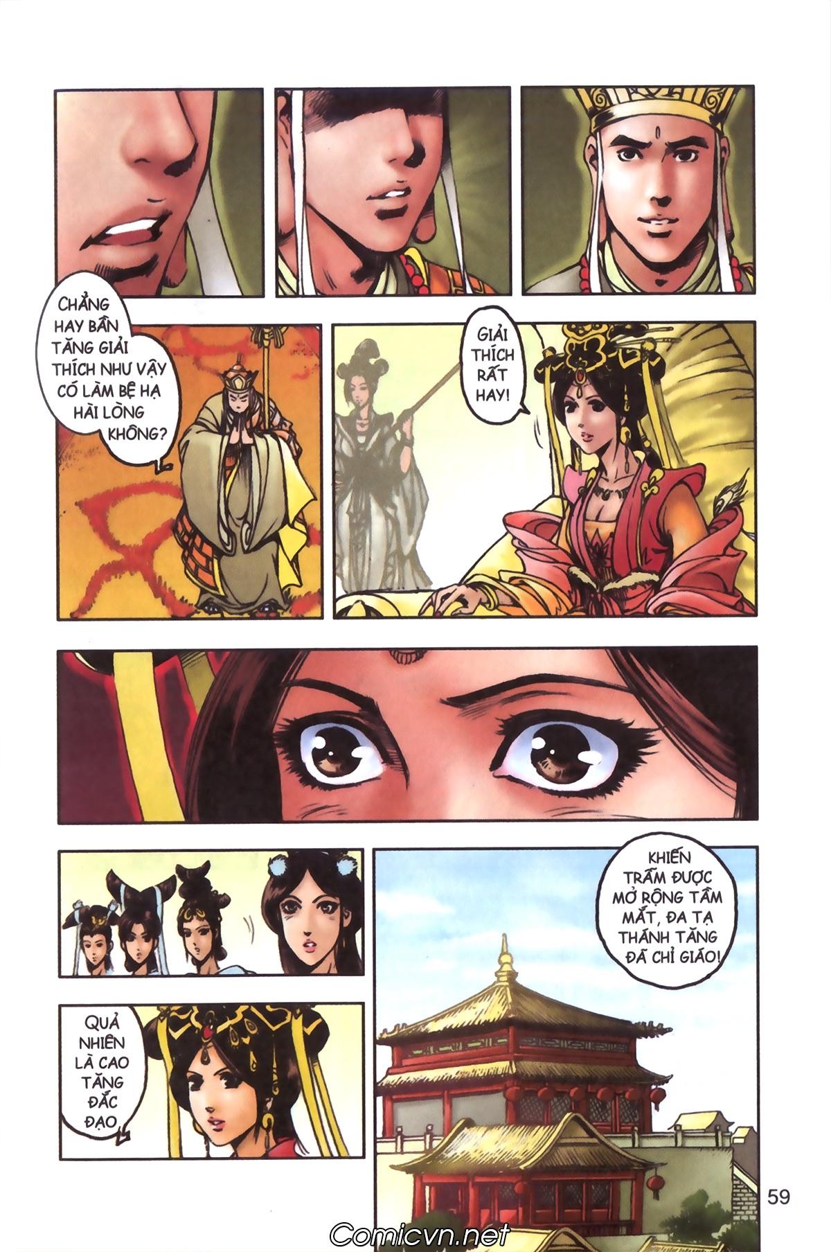 Tây Du Ký màu - Chapter 97 - Pic 29