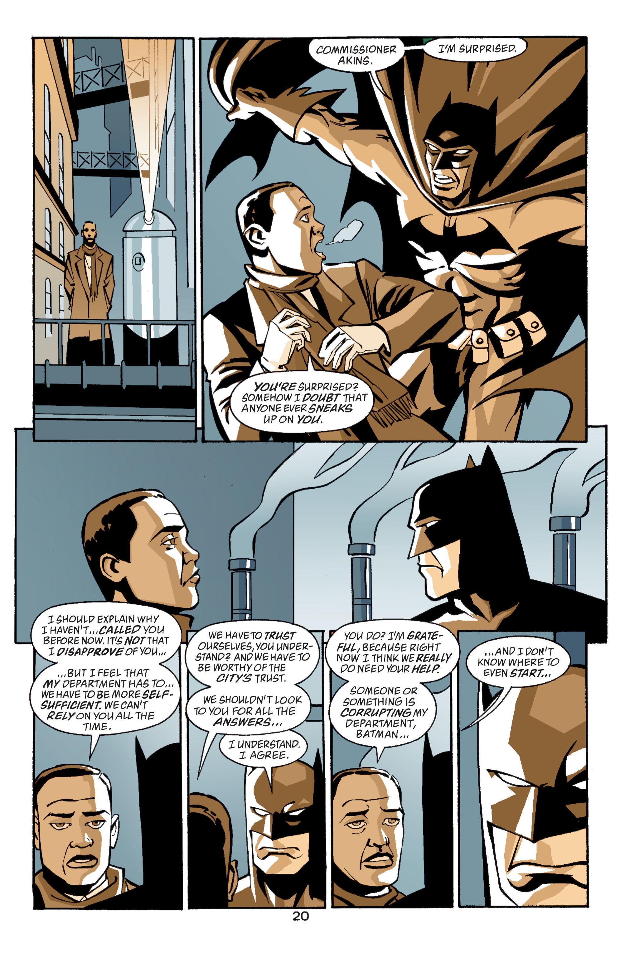 Detective Comics (1937) 758 Page 20