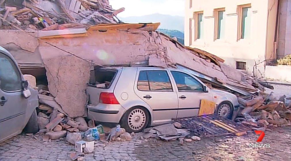 Terremoti, Tsunami e Vulcani: le News in Tempo Reale di EQ Reporter e Rilevatore Terremoto.